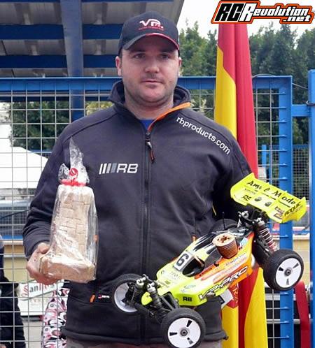 Vp Pro Win In Spain Races News